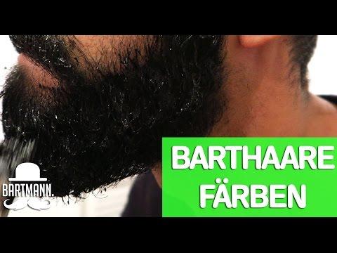 HOW-TO : BART FÄRBEN / TÖNEN | BARTMANN