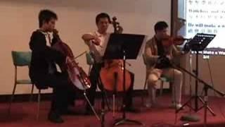 Cellos And Violin-God Will Make A Way