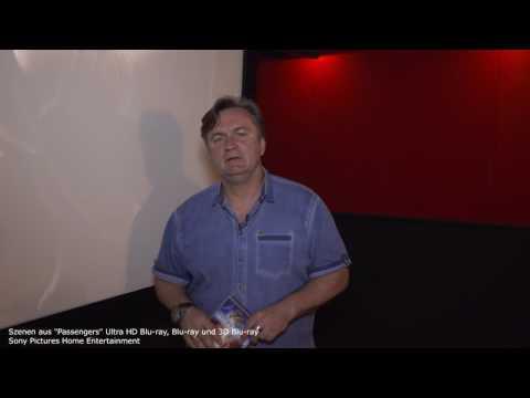 Vergleich von DOLBY ATMOS und Auro-3D® nativer Tonspur mit den 3 Upmixern am Beispiel von PASSENGERS