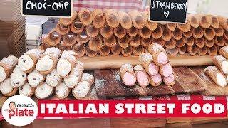 Biggest ITALIAN STREET FOOD FESTIVAL in the WORLD
