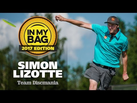 Youtube cover image for Simon Lizotte: 2017 In the Bag