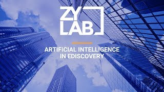 Webinar - AI in eDiscovery - Going Way Beyond TAR & Predictive Coding