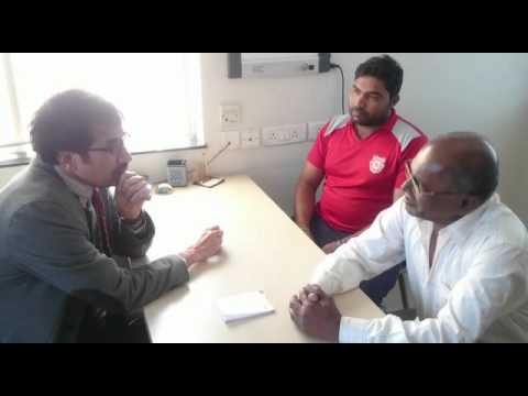 Dr Shirish MS Hiremath Counseling Session