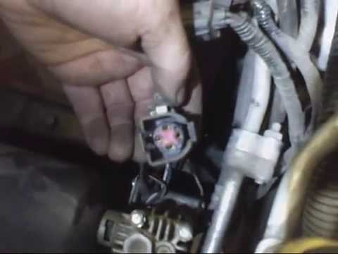 Replacing the suspension compressor on Ford Expedition