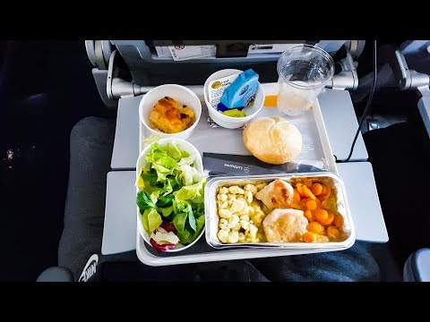 LUFTHANSA A330 ECONOMY CLASS EXPERIENCE TO NEW YORK | Is Lufthansa Really A 5-Star Airline? Mp3