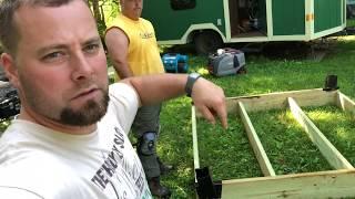 #89 DIY Elevated Deer Blind Simple Strong Cheap