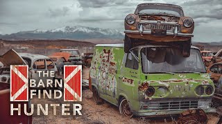 Rare Glimpse Inside Blakes Auto Salvage | Barn Find Hunter - Ep. 57