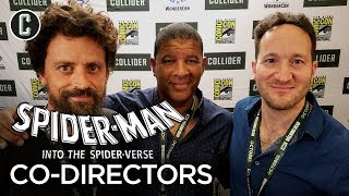 Spider-Man: Into the Spider-Verse Directors on Miles Morales, 3D, and the Runtime