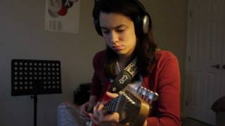 Chinchilla- This Town Needs Guns (cover by Ashly Badgett)