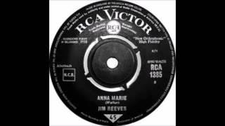 Jim Reeves - Anna Marie - 1958 - 45 RPM