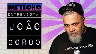 João Gordo no canal Meteoro Brasil