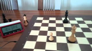 Игра на Lichess с DGT e-board! - Александр Овштейн
