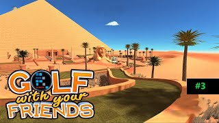 Golf With Your Friends | Oasis Map Fun Gameplay (PART-3)