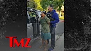 Ex-Disney Star Orlando Brown Arrested in His Underwear by Bounty Hunters in Crazy Video | TMZ