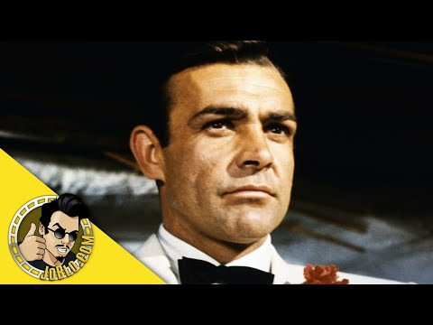 Tribute to Sean Connery (1930-2020)
