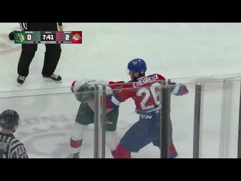 Zachary L'Heureux vs Keegan Hunt