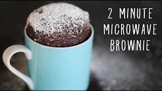 how to make easy cupcakes in microwave