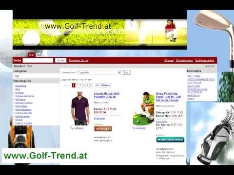 Alberto Herren Golf Hose Pitch