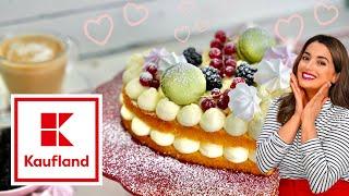 Motivtorte   Herzkuchen zum Valentinstag backen   Kaufland