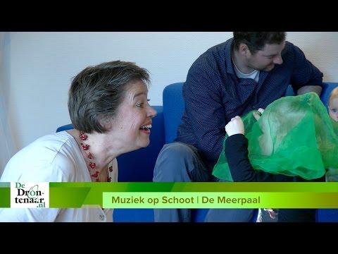 Tien lessen muziek en dans voor peuters bij De Meerpaal