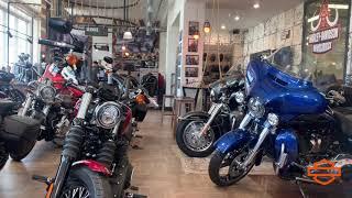Видеоэкскурсия Harley-Davidson Новосибирск