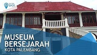 Wiki On The Spot - Belajar Sejarah Palembang dari Museum Sultan Mahmud Badaruddin II
