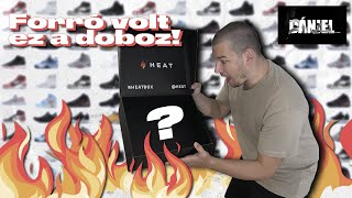 BuzaDaniel.com: Nagyon forró volt ez a HEAT box! #44
