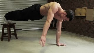 Bodyweight Upper Body Pushing Workout by FitnessFAQs