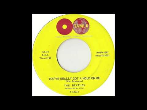 The Beatles + Billy Preston  You Really Got A Hold On Me  STEREO!!