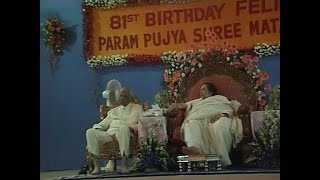 Birthday Felicitations Program 2004: Debu Chaudhari - Sitar thumbnail