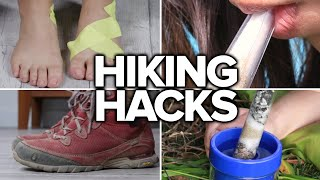 5 Essential Hiking Hacks