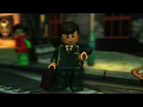 Lego Batman The Video Game