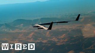 Solar Internet Drone (Aquila)