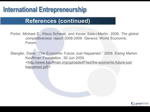 mp4 Entrepreneurship References, download Entrepreneurship References video klip Entrepreneurship References