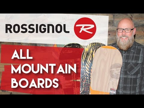 2018 Rossignol All-Mountain Snowboards – Review – TheHouse.com