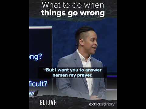 What to Do When Things Go Wrong? - Marty Ocaya - Extraordinary Snippets