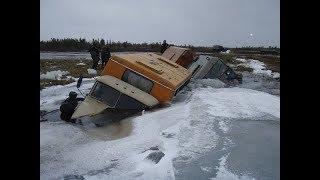 Север ошибок не прощает на что способна русская техника great roads North of Russia#2