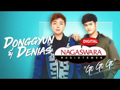 Donggyun & Denias Putar Perdana Di Radio Single Go Go Go