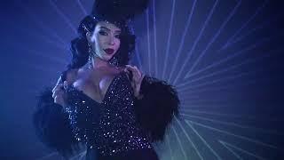 Raquel Reed burlesque promo 2017