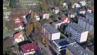 preview picture of video 'Maków Podhalański lot widokowy'