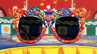 Dolce&Gabbana Sicilian Carretto Eyewear Special Collection