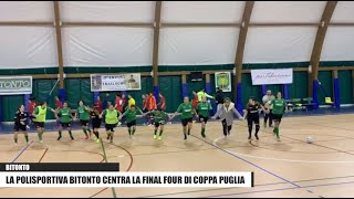 La Polisportiva Bitonto centra la Final Four di Coppa Puglia