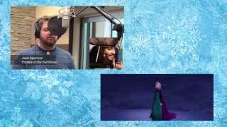 'Let It Go' Parallel: Brian Hull & Idina Menzel