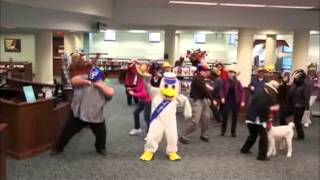preview picture of video 'Harlem Shake @ Sandusky Library'