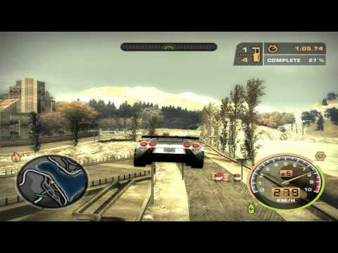 Need For Speed: Most Wanted (2005) - Challenge Series #49 - Tollbooth Time Trial