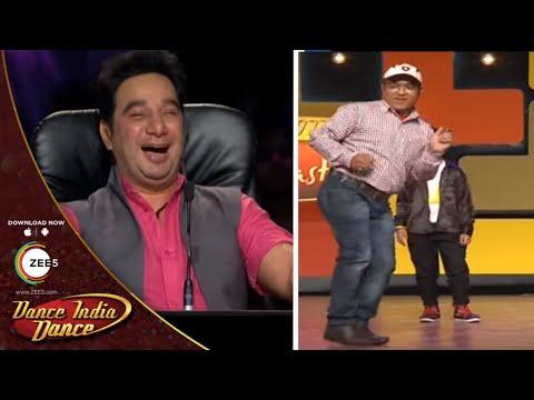 Awesome Performance by Pravesh Pradhan - DID L'il Masters Season 3 - Kolkatta Auditions