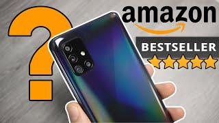 Warum kauft JEDER dieses Smartphone? Amazon Bestseller Samsung Galaxy A51 im Test