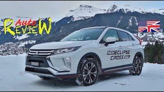 2018 Mitsubishi Eclipse Cross 1.5 AWD CVT Diamond | Auto Review | Switzerland | Episode 97 [ENG]