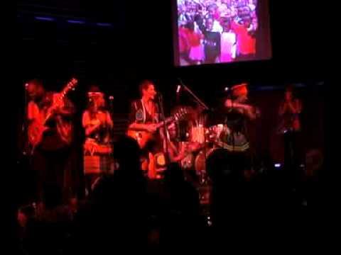 Sharon Katz & The Peace Train:  Afrika Khayalami