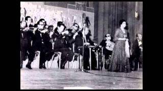 أم كلثوم / يا اللي كان يشجيك أنيني - دمشق - مدرسة اللاييك 25 يونيو 1955م تحميل MP3
